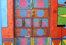 doors : around the world