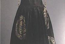 History of fashion.