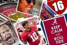 Roll Tide Roll, Baby! / by potpiegirl