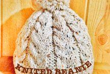 my knit work