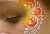 arcfestés, make up