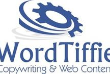 WordTiffie Copywriting and Web Content / Let us help you tell the story of your brand.  Based in Durban, South Africa