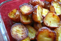 Noms Side Dishes: Potatoes / by Lillian @ ElleTheHeiress