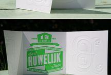 Cards: wedding invites
