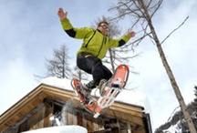 Schneeschuhwandern Südtirol Italien
