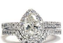 WEDDING {diamonds}