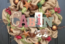 Cabin  / by Cherish Lopez