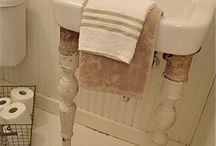 Bathroom Ideas / by Renee Greenwood