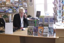 Newark Tourist Information Centre / Whether you are planning to visit Newark, Southwell or other parts of the district, we can help you plan and enjoy your stay.
