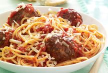 Meatball Madness / by Community Table Recipes