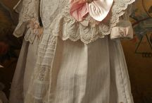 ANTIQUE DOLL CLOTHING