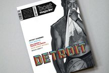 Detroit extras / by Pure Detroit
