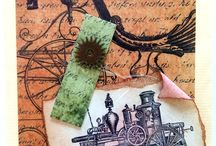 Grußkarten www.creationsgiselle.com / Grußkarten-Zauber große Auswahl im Online-Shop www.creationsgiselle.com