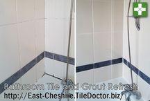 Bathroom Tile Cleaning