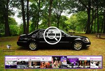NJ LIMO Cadillac DTS Sedan / This Corporate Limousine Sedan can accommodate 4 passengers. It is perfect for your corporate, airport and theatre transportation needs. Easy access rear door, rear vanity mirrors, rear radio and temperature controls. Chrome rims and Gold package.   #partybus #njpartybus   TRULIMO.COM Tel: 908.523.1700   @NJLimousines   @trulimonj