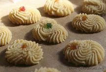 Pasticcini pasta di mandorle