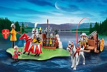 PLAYMOBIL NEW ARRIVALS / PLAYMOBIL's unique style of play stimulates the imagination, creativity and promotes child development: children can take on many different roles and experience the world in miniature.