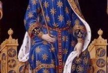 Sigibert 1° (535 +575) Roi de Reims (561-575) Epouse Brunehaut / ROI DES FRANCS DE REIMS (561-575) Préd: Clotaire 1°, succ Childebert II. - Mérovingien. Né en 535, décès en décembre 575 à Vitry en Artois. Parents: CLOTAIRE 1° et INGONDE. Conjoint: BRUNEHAUT. Enfant: CHILDEBERT II.