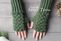 fingerless mitts for caileigh