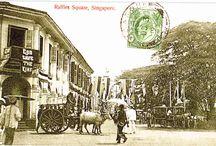 Singapore & old Malaya / The history of Singapore