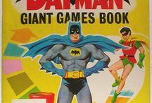 Batmania! / All things campy Batman!