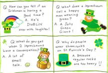 St. Patty's day / by Debbie Isom