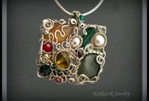 Free Form Wire Wrapping