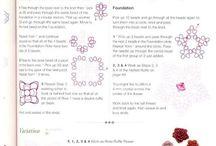 Çiçek şemaları
