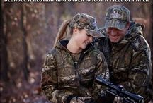 Hunting and the Great Outdoors / by Kimberly Levi-Stordeur