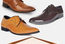 Men's Derby Shoes!