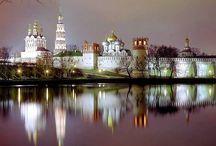 Россия. Москва. Новодевичий монастырь.
