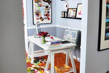Home Office / by Meredith Webber