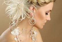 wedding hair / by Bette Lapin