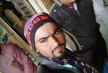My selfie in Girajdharan temple govardhan