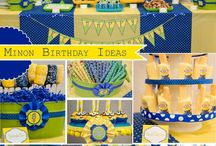 Decore : minion birthday ideas
