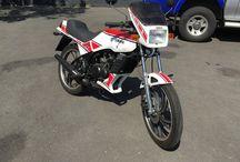 Yamaha RZ 50 Red / Yamaha RZ 50