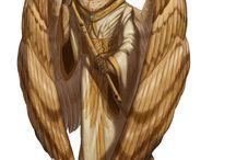 RPG Inspiration Owl Folk