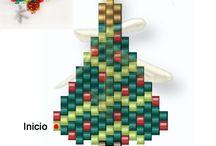 Gyöngyékszerek-peyote-brick minták-ötletek