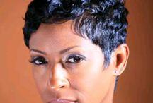 After 40 old / coiffures court femme après 40 ans
