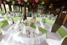 Esküvői dekoráció - Wedding decoration / Esküvői dekoráció - Wedding decoration