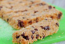 Snacks // Recipes to Try
