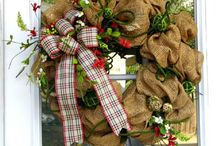 Wreaths / by Gina Mefford