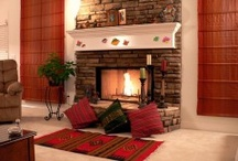 Fireplaces / by Christy George