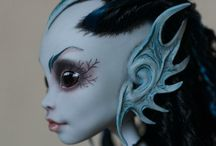 Custom Dolls / by Marysu Bennett
