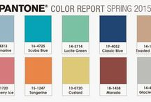 Spring 2015 Color Trends / Announcing Spring 2015 color trends! / by sosweetboutique.com