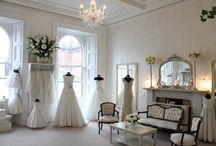The Boutique / Our gorgeous boutique for the most stylish of brides.  Call us on 01387 320623 to book your appointment and find your perfect dress in perfect surroundings.