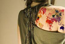 Tatuaże / Tatuaże
