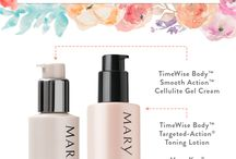 Mary Kay Makeup and skin care routines as consultant