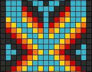 loom beadwork pattern