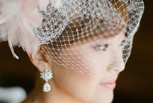 wedding accessories / Yes I know, I'm already married. ...But I know other people who aren't. Besides, can't I just be a wedding enthusiast? I like pretty things, great parties and I love when people live happily ever after. / by Daniela Conforti